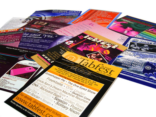 4 x 6 Flyers Printing