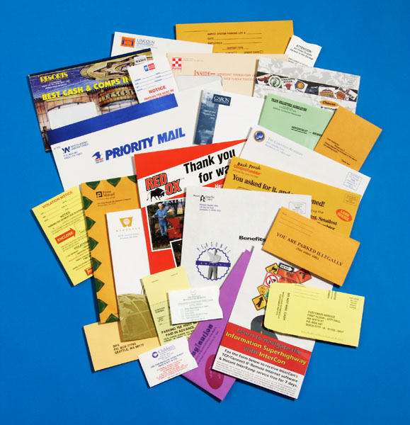 Commercial and Official Envelopes